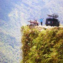 Death Road Downhillen