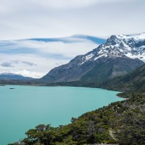 Lago Nordenskjöld und Glaciar Francés