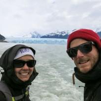 Selfie auf dem Boot