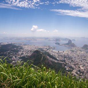 Ausblick auf Rio und den Zuckerhut