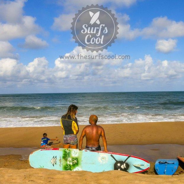 Surf's Cool Team