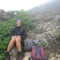 Picknick auf der Vulkantour