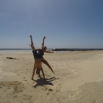 Funny Beach Time :)