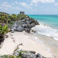 Die Maya Ruinen von Tulum