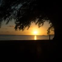 Sonnenaufgang fotografiert von Fränzi