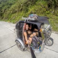 Unterwegs im Tricycle