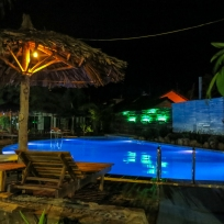 Unser Pool in Phu Quoc